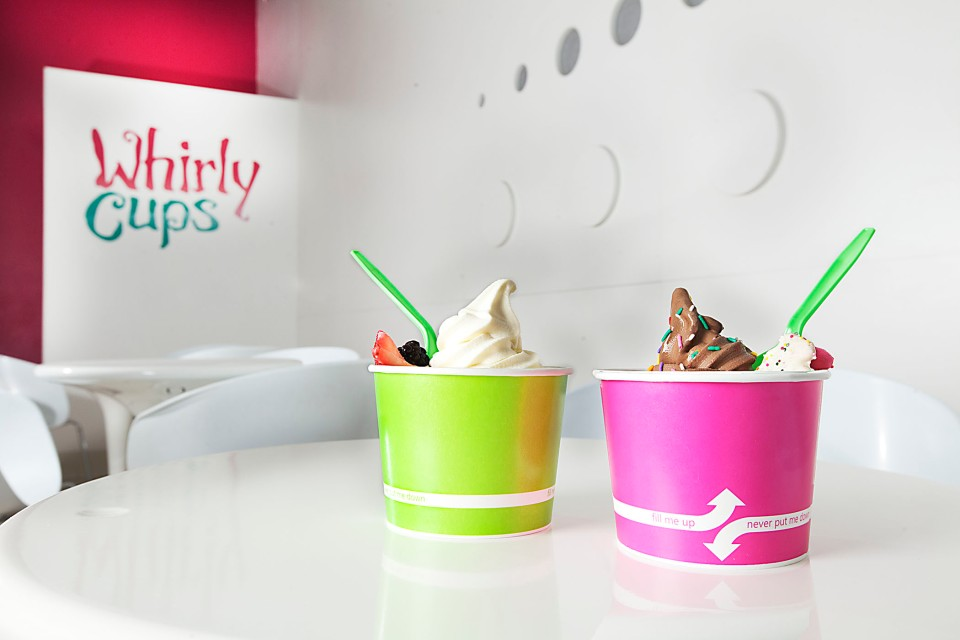WHIRLY CUPS PRODUCT