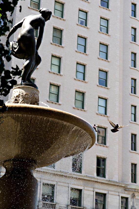 New York City Fountain