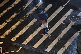 New York City Rain